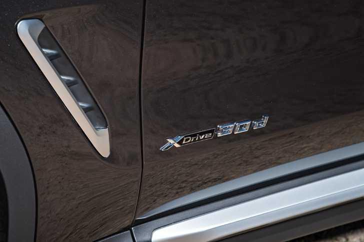 Фото BMW X3 xDrive30d G01 с пакетом xLine - 1