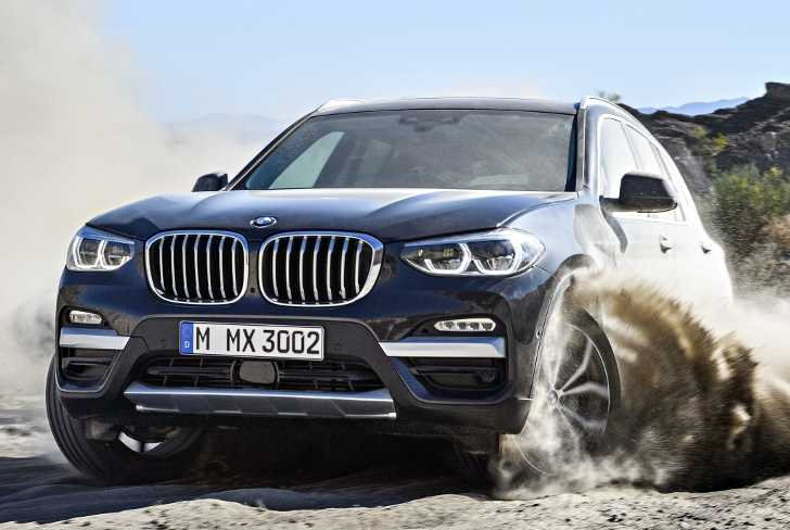 Фото BMW X3 xDrive30d G01 с пакетом xLine - 2