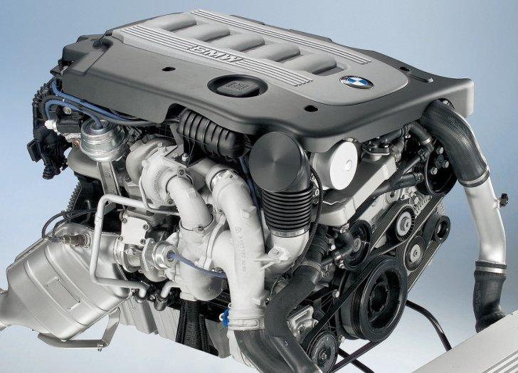 BMW E39 с двигателем M57
