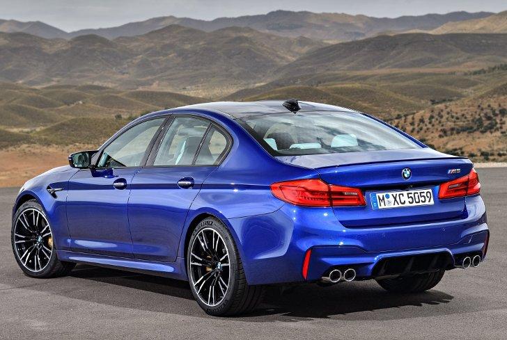 BMW M5 F90 - фото 2