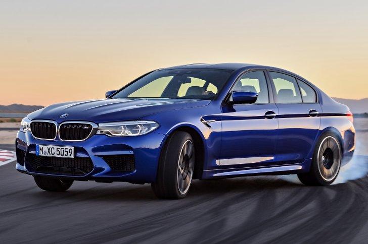 BMW M5 F90 - фото 5