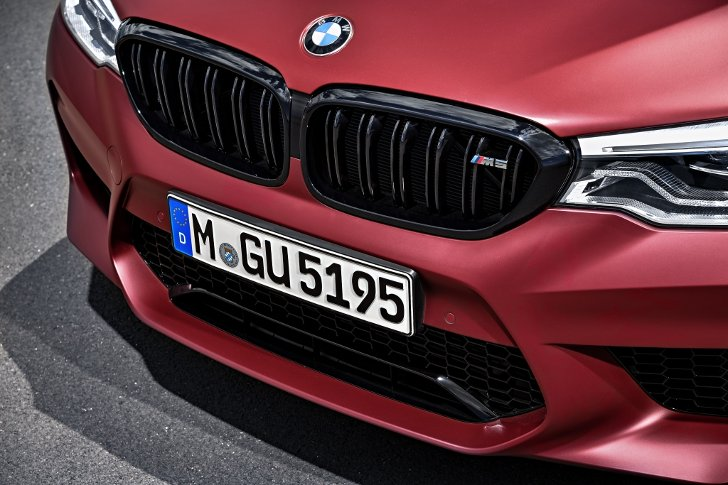 BMW M5 First Edition F90 - фото 6