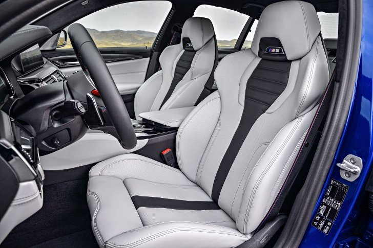 BMW M5 F90 - фото 11