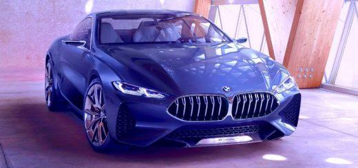 BMW G15 8 Series Concept