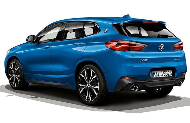 BMW X2 F39 - М Спорт Пакет
