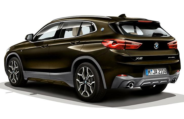 BMW X2 F39 - M Sport X - 1
