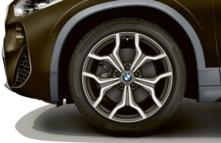 BMW X2 F39 - M Sport X package - вид сбоку