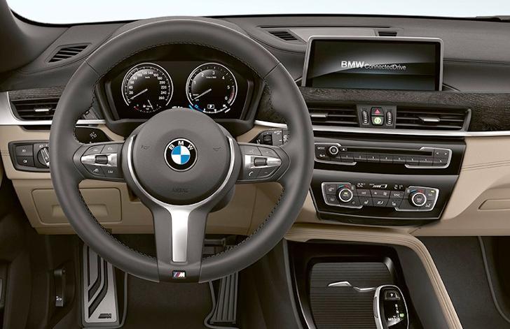 Торпедо BMW X2 F39 - M Sport X package