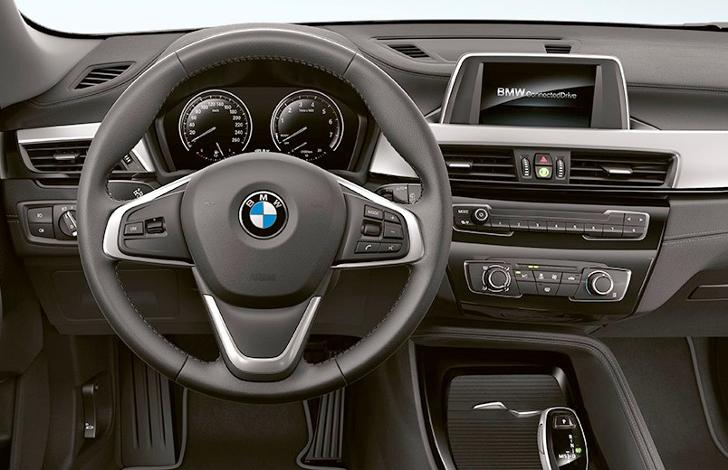 Торпедо BMW X2 F39 - базовая версия