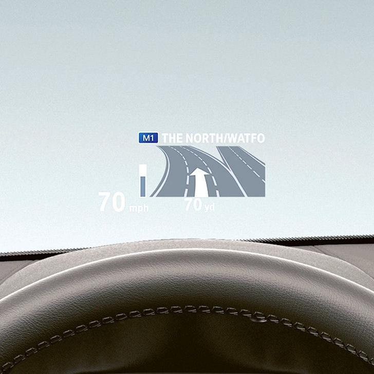 Head Up Display BMW X2 F39