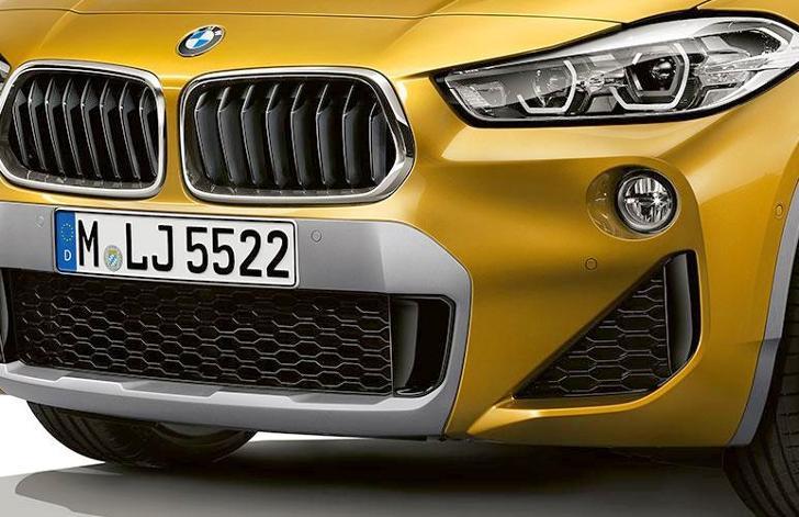 Бампер BMW X2 F39