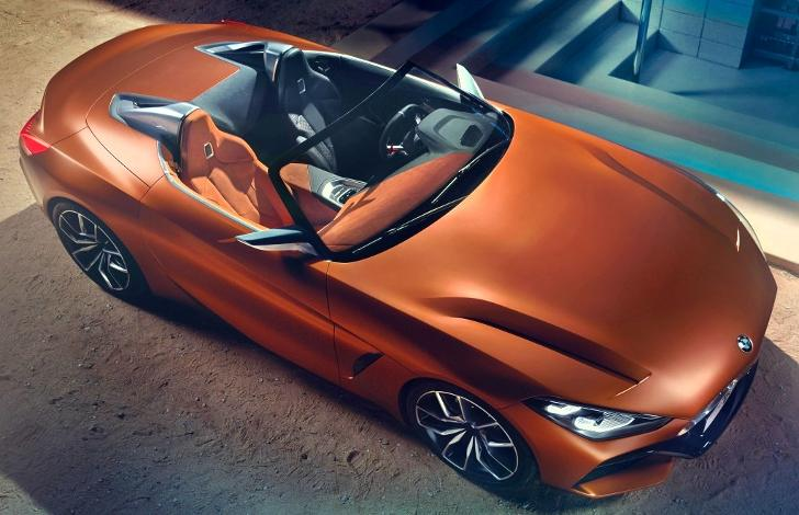 Foto BMW Z4 G29 Concept
