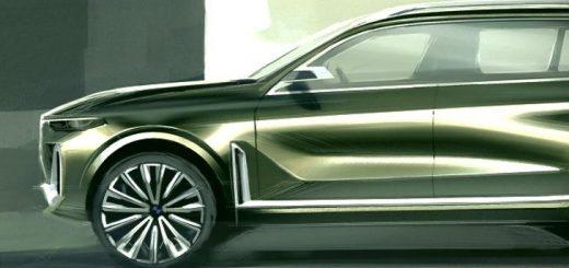 BMW X7 Concept G07 - фото
