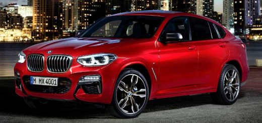 Новый BMW X4 G02 2019 модельного года