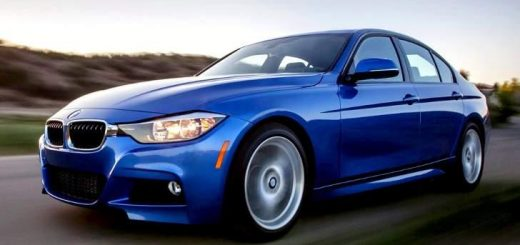 BMW F30 3 Series - overview - foto - vs LCI