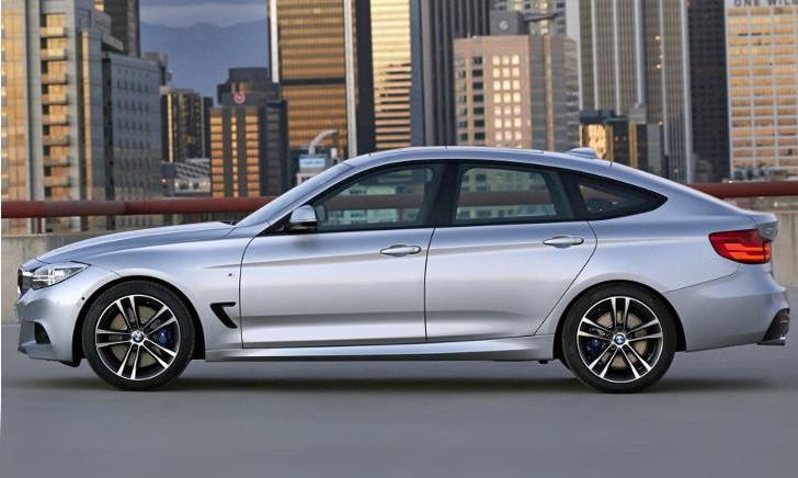BMW F34 GT 3 Series - review - foto