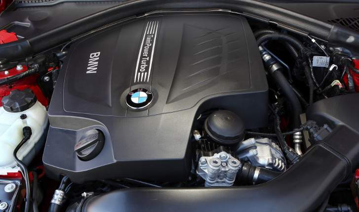 Engine N55 BMW 335i