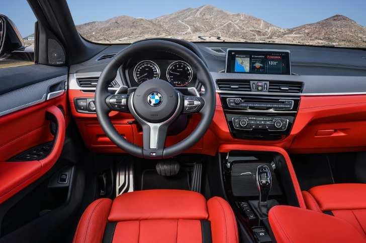 Torpedo BMW X2 M35i - Review Interior