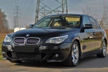 BMW E60 5 Series - плюсы и минусы