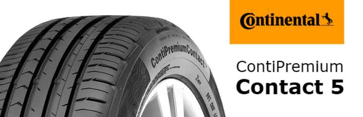 Continental Premiumcontact 5 - 195-65 R15