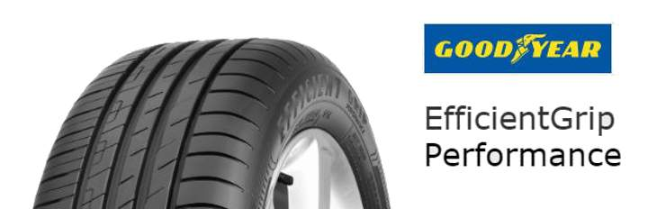Goodyear Efficientgrip Performance - 2019