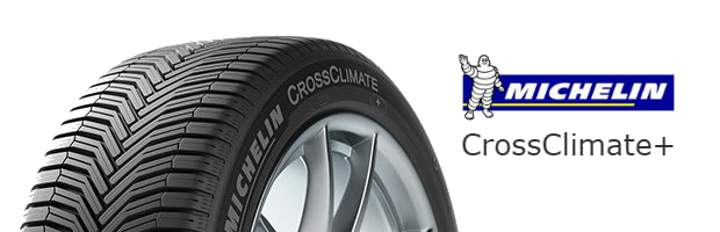 Michelin CrossClimate Plus - 2019
