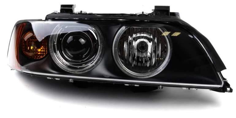 Передняя оптика BMW E39