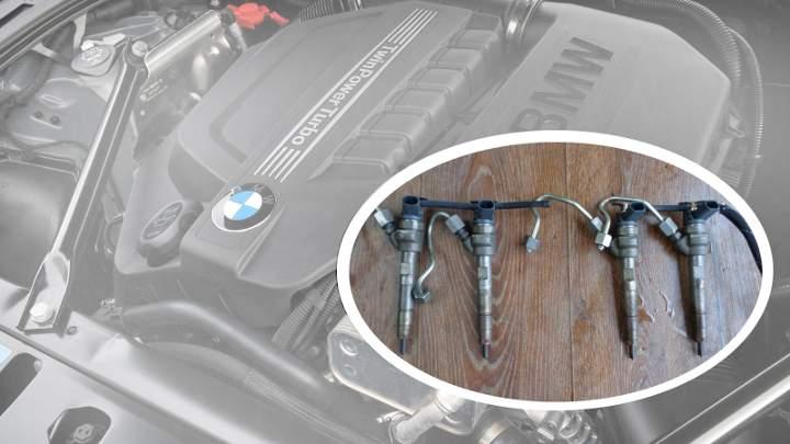 Проблемы с форсунками БМВ Ф10 - мотор Н20 Б20