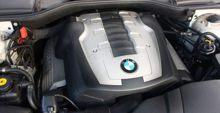BMW E65 E66 V8 N62 4.0 4.4