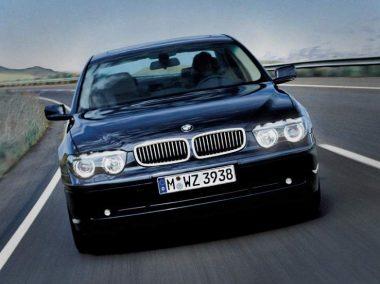 BMW E65 - E66 выбор
