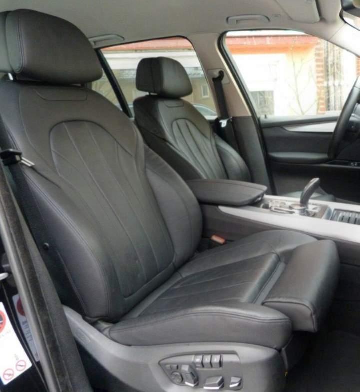 Комфортные сидения БМВ Х5 Ф15