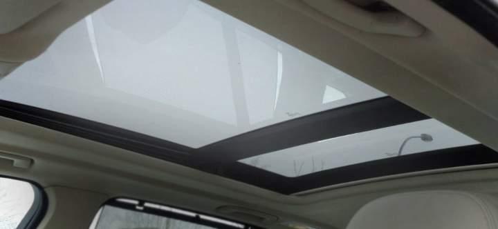 Панорамная крыша в BMW X5 F15 - течет вода в салон