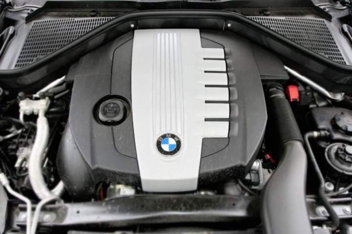 Самый лучший двигатель BMW X5 E70
