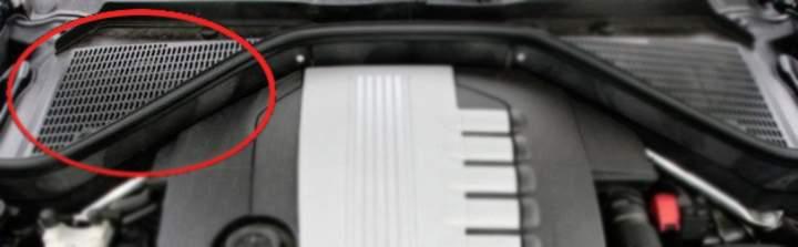 Слабое место BMW X5 E70