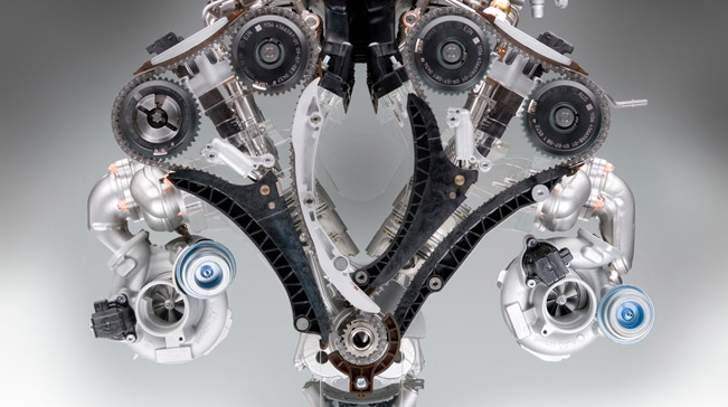 Какой выбрать мотор БМВ Ф01 - Ф02