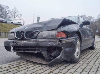 Не заводится БМВ Е39 после аварии - решение