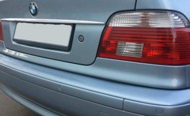 BMW E39 - не открывается багажник