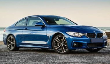 BMW 440i F32 Coupe - specs