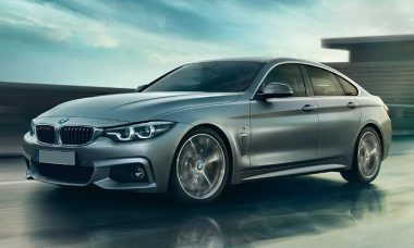 BMW 440i Gran Coupe F36 4 Series - specs